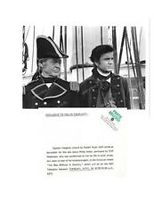 CLIFF ROBERTSON, ROBERT RYAN Great ORIGINAL TV Photo MAN WITHOUT A COUNTRY