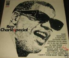 RAY CHARLES SPECIAL  stateside 3C062-17004 Y LP 1969 IT