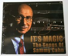 It's Magic The Music of Sammy Cahn PROMO ADV BEACH BOYS FRANK SINATRA FOUR ACES