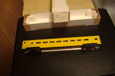 ~VINTAGE~HO COACH CAR~BUILT FROM KIT~UNDETAILED~
