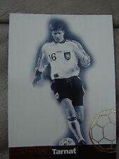 WM 98 Card-s Karte DFB Deutsche Fussball Nationalmannschaft MICHAEL TARNAT 3