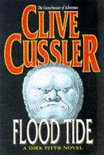Flood Tide by Clive Cussler (Hardback, 1997)
