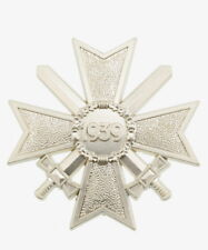 Kriegsverdienstkreuz 1.Klasse 1939 mit Schwerter 3 Reich Wehrmacht Abzeichen WW2