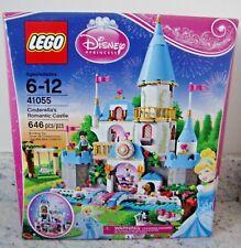 LEGO DISNEY PRINCESS CINDERELLA'S ROMANTIC CASTLE SET #41055- New, Imperfect Box