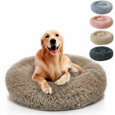 New listing Small Large Pet Dog Puppy Cat Calming Bed Cozy Warm Plush Sleeping Mat Kennel