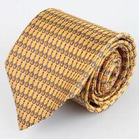 MAGGI 100% Seiden Krawatte Tie Cravate 27