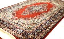 Handmade 7x5 sq.ft Wool Rug Handwoven Home Decorative rug