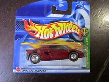 9989 hot wheels Mainline 2008 série Treasure Hunt 16 Angel collector 169