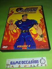 ACTION MAN EXTREME MISSIONS NO. 4 DVD FRENCH VERSION