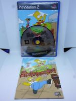 The Simpsons Skateboarding (Sony PlayStation 2, 2002) - European Version