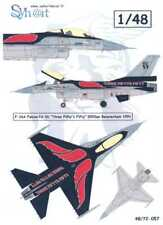 "Syhart Decals 1/48 F-16A FALCON FA-50 ""Three Fifty's Fifty"" Belgian Air Force"