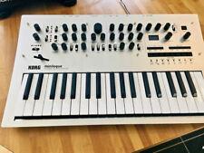 Korg Minilogue Polyphonic Analogue Synthesiser (MIDI USB Keyboard Boxed PSU)