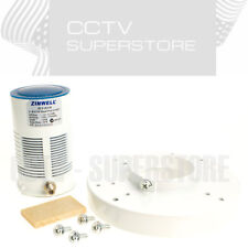 C Band Dual Polarity LNBF for Satellite TV Dish ZINWELL LNB