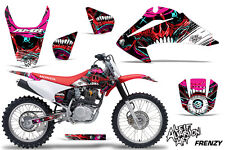Honda CRF 150F/230F Dirt Bike Graphic Sticker Kit Decal Wrap MX 2003-2007 FRNZ-R