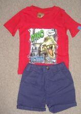 Conjuntos de ropa de niño de 0 a 24 meses de bebé, dinosaurios