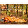 Emergency Sleeping Bag Thermal Waterproof For Outdoor Survival Camping Hiking so