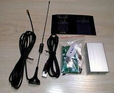 100KHz-1.7GHz Full-band Software Radio HF FM AM CW DSB LSB RTL-SDR Receiver Kit