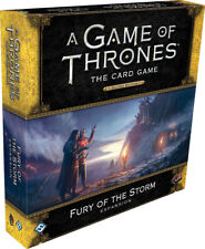 FFGGT52 A Game of Thrones LCG: 2nd Edition - Fury of the Storm Expansion