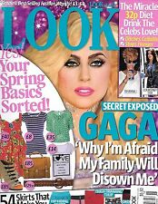Lady Gaga Look Magazine Spring Fashion Skirts Miracle Diet Drink Amanda Seyfried