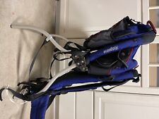 Kelty Kids Summit Metal Frame Baby Child Carrier Backpack Hiking Lumbar Support