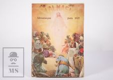 1925 Missionary Calendar - China, India, Paraguay, Philippines.. Jesuit Missions