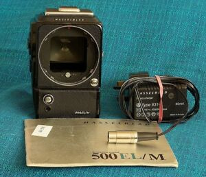 Hasselblad 500 ELM body shell ONLY.