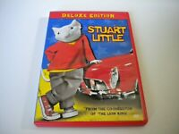 STUART LITTLE DELUXE EDITION DVD (GENTLY PREOWNED)