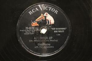 ELVIS PRESLEY All Shook Up RCA 20-6870