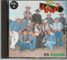 Grupo Laberinto   Es Banda Vol 2   BRAND NEW SEALED  CD