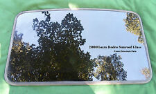 2000 ISUZU RODEO OEM FACTORY SUNROOF GLASS  NO ACCIDENT! FREE SHIPPING!