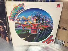 EMBRYO Surfin' vinyl LP NM 1975 US Press BASF Experimental Prog Rock