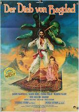 Filmplakat Dieb von Bagdad/Thief of Baghdad 1978 Kabir Bedi, Peter Ustinov