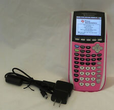 Texas Instruments Ti-84 Plus C Silver Graphing Calculator Color Screen Free Ship