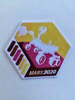 NASA JPL - Mars 2020 The Perserverance Rover Exploration Program Mission  Patch