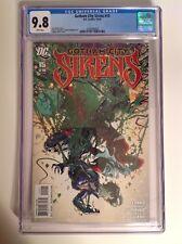 CGC 9.8 Gotham City Sirens #15 Harley Quinn Poison Ivy Catwoman
