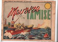 Sélection LE CORSAIRE. Meurtre sur la Tamise.  Récit complet SAETL 1945