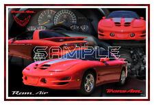 2000 Pontiac Trans Am Poster Print