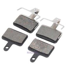 2Pairs Mountain Bicycle Cycling Bike Disc Brake Pads For Shimano M375 M445 M446