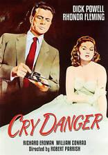 Cry Danger (DVD, 2014)