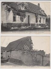 World War I (1914-18) Collectable French Postcard Sets