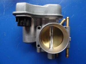 Drosselklappe Luftsteuerung Luftregelventil Metzger 0892082 für Opel Saab