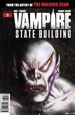 ABLAZE VAMPIRE STATE BUILDING #3 VAMPIRE GOD COVER D