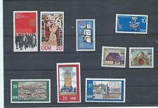 East Germany stamps. 1975 MNH - pencil markings on backs. (v813)