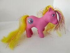 Vintage My Little Pony G1 Princess Sunbeam, Hasbro 1987 Generation 1 MLP