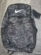 Nike Brasilia 9.0 Training Backpack 30L black/black/white BA5960 010 XL