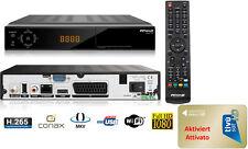 Tivusat Karte Aktiviert Attivato + Full HD Sat Receiver inkl HDMI Kabel Angebot