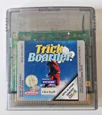 Trick Boarder Game Boy Color