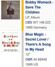SRB5 - 17 x 12 Inch Vinyl 1989 - 1991 Soul Rythm n Blues
