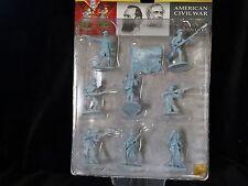 CONTE CIVIL WAR Confederates REVERSE COLOR RARE RARE BLUE Color 4 use as Union