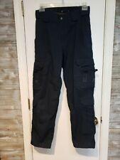 5.11 511 Tactical Series Men's Pants Flat Front Cargo Blue Size 32x32